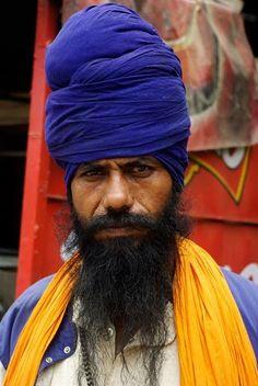 lovely turban from India