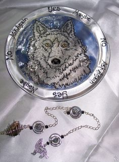 Wolf Pendulum Set