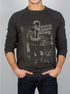 David Bowie Fleece