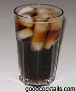 Rum and Coke  Havin' one o' dese right now!