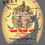 FUNKSECT @ L'ETAGE- BACK TO THE 70S HALLOWEEN SOIREE