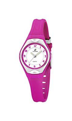 Calypso watches Mädchen-Armbanduhr Analog Kautschuk K5163/K - http://autowerkzeugekaufen.de/calypso/calypso-watches-maedchen-armbanduhr-analog-k