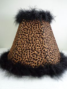 Leopard Print Lamp Shades: ... Lampshade leopard home decor - Google Search ...,Lighting