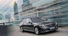 O Mercedes-Maybach virá apenas por encomenda e é o modelo mais luxuoso da marca alemã. Baseado no Cl... - DIVULGAÇÃO