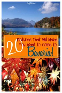 20 Pictures That Will Make You Want to Come to Bavaria RIGHT NOW! - California Globetrotteer