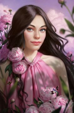 The Fragrance of the Earth by Selenada on DeviantArt
