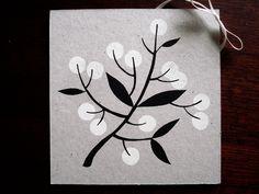 Winter Berries card by Karolin Schnoor Berry, Winter Illustration, Nature Illustration, Stamp Carving, Linoprint, Christmas Art, Christmas Graphics, Winter Berries, Linocut Prints