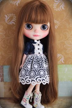 OOAK Custom Blythe Doll by Milky Way Dolly | eBay