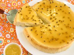 Get this all-star, easy-to-follow Passion Fruit Cheesecake recipe from Food Network Kitchen