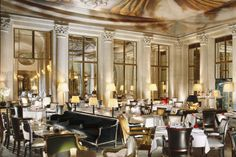 Love Letter by Gabriella Gershenson: Le Meurice | FATHOM Travel Blog and Travel Guides