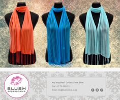 Dress to impress with our assorted range of scarves available from your nearest store. Dress To Impress, Scarves, Blush, Range, Store, Beautiful, Dresses, Scarfs, Vestidos