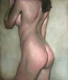 Malcolm T Liepke - Contemporary Artist - Figurative Painting - 2013
