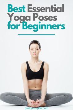 Best Yoga Beginners Poses to do at home every day that are simple and safe Yoga Fitness, Fitness Tips, Yoga Exercises, Yoga Workouts, Stretches, Workout Tips, Restorative Yoga Poses, Improve Mental Health, Yoga Poses For Beginners