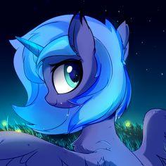 So cute and beautiful. Princess Luna is best princess My Little Pony Cartoon, My Little Pony Pictures, Rainbow Dash, Fluttershy, Pinkie Pie, Princesa Twilight Sparkle, Celestia And Luna, My Little Pony Wallpaper, Nightmare Moon