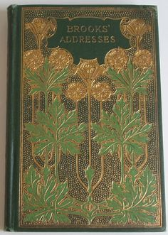 Addresses by Phillips Brooks, Philadelphia:  Henry Altemus, c1900 - Beautiful Antique Books