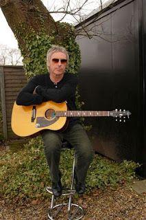 Paul Weller at Black Barn Studios
