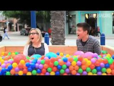 Take A Seat, Make A Friend - If Social Media Was A Ball Pit [VIDEO] Watch it! You will love it!