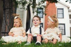Awesome kiddos --  Meghan & Gary | Wedding | Morrison, CO.