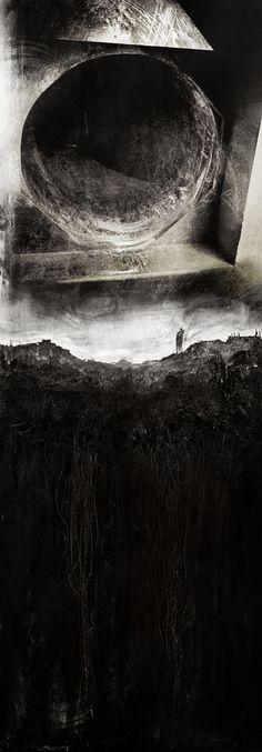 Black Hole by TALONABRAXAS on deviantART