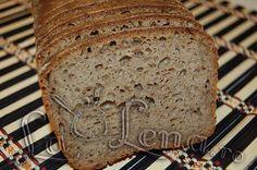 Paine integrala de secara (cu maia) - Pas 10 Bread Recipes, Banana Bread, Baking, Cake, Desserts, Food, Diet, Tailgate Desserts, Bakken