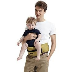 Baby Toddler Hip Seat Carrier Waist Seat Parent Band Belt Child Travel Comfort