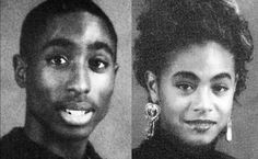 "Actress Jada Pinkett-Smith decided to take a rather long stroll down memory lane. What she came back with were vintage photos, dating back to her high school years, of she and lifelong friend, Tupac Shakur. ""We met at Baltimore School for the Arts. It was the first day and he came over to me and…"