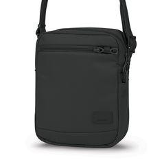 pacsafe citysafe Anti-Diebstahl Cross-Body Reisetasche Black