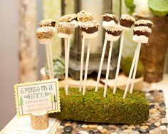 Enchanted Forest Birthday Party - Bella Paris Designs