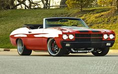 1970 Chevrolet Chevelle Convertible Pro Touring