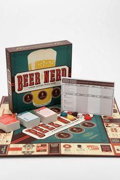 Beer Nerd Tasting Trivia Game
