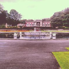 Italian Fountain Stanley Park #Blackpool #Lancashire