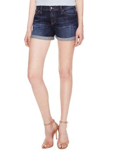 Mid Rise Cuffed Short by Joe's Jeans at Gilt