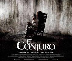 El Conjuro - The Conjuring #conjuro #terror #movies #horror #conjuring