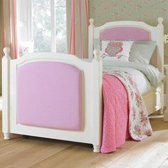 A sophisticated childrens bed for that special little person in your life. Beautifully made from solid wood by skilled craftsmen here in the UK. Our Amelia bed is available with or without upholstery as well as a choice of under bed storage options. Guaranteed for quality for a minimum of 5 years.