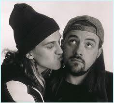 Jay and Silent Bob...Smoooochies!!!!