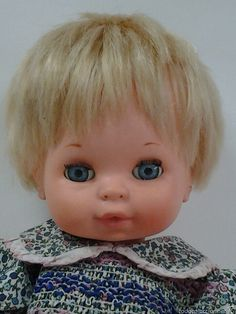 Muneco BABY MOCOSETE de Toyse, 70's