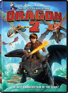 678e00bf2787 How to Train Your Dragon 2 DVD How To Train Dragon