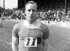 For refusing to put anything ahead of your faith, Eric Liddell (Chariots of Fire) you inspire me.