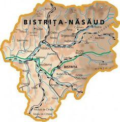 Prezentarea judetului Bistrita Nasaud Judetul Bistrita-Nasaud este situat in nordul tarii, mai exact in partea nord-estica aTransilvaniei, intinzandu-se pe o suprafata de 5.355 km2, ceea ce reprezinta aproximativ 2,24% din suprafata tarii. Este delimitat la vest de judetul Cluj, la nord de judetul Maramures, la est de judetul Suceava, iar la sud de judetul Mures. JudetulBistrita-Nasaudeste impartit, din punct de vedere administrativ, intr-un municipiu, 3 orase si 58 de comune cu 235 de…