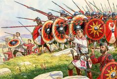 Valens' legions marched onto the plains of Adrianople to face the Gothic horde http://www.amazon.co.uk/Legionary-Gods-Emperors-5-ebook/dp/B0173EOJJ8