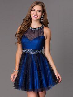 6587e608a4b Mini robe de soiree pour jeune fille – Robes de soirée élégantes ...