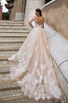 Milla Nova Bridal 2017 Wedding Dresses / http://www.himisspuff.com/milla-nova-bridal-2017-wedding-dresses/