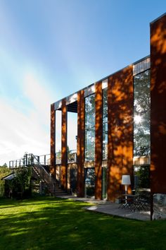 Wåhlin Arkitekter AB   Villa Björknäs