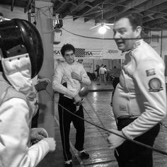 The face the armorer gives you when you break a weapon. :)  #tryfencing  #wedareyounottoloveit  #weallplayswords   #downtownfayetteville #coolspringdowntowndistrict @downtownfay @fay_dta