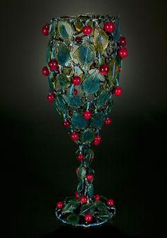 Cherrystone Goblet -  Robert Mickelsen