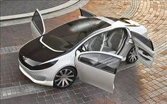 Kia Ray Concept EV