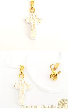 Colgante cruz Colección Gold Desert, joyas para regalar ese día tan especial