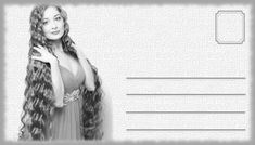 Postcard with opera singer Maria Buzinova. Musical Hair, Opera Singers, Art World, Musicals, Past, Artist, Past Tense, Artists, Musical Theatre
