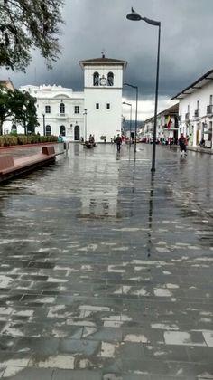 Popayan, Colombia. Ciudad Blanca