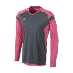 b7541efd5 Adidas Youth Precio 14 GK Jersey (Grey Pink). Soccer Goalie ...